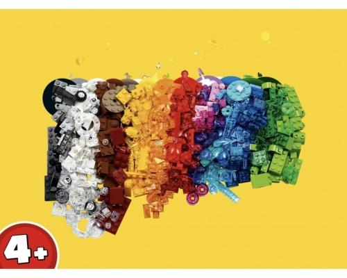 LEGO Classic 11013 Прозрачные кубики