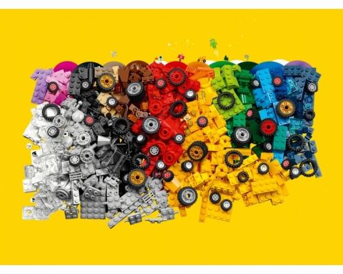 LEGO Classic 11014 Кубики и колёса