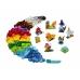 Конструктор LEGO Classic 11013 Прозрачные кубики