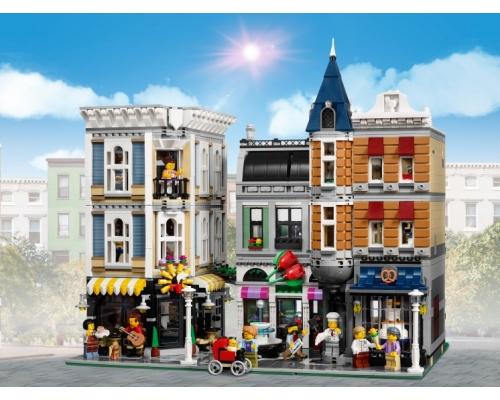 LEGO Creator Expert 10255 Городская площадь