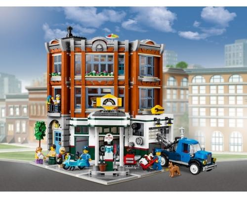 LEGO Creator Expert 10264 Гараж на углу
