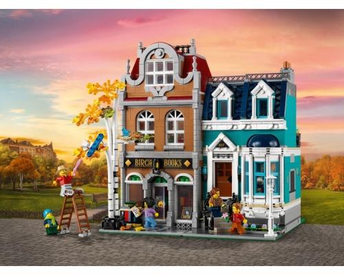 LEGO Creator Expert 10270 Книжный магазин
