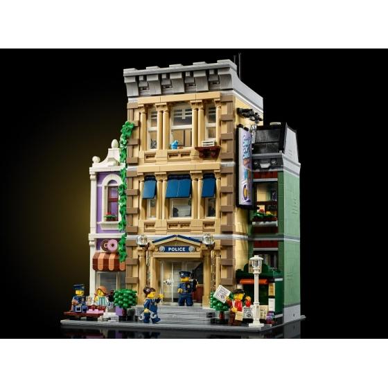 Конструктор LEGO Creator Expert 10278 Полицейский участок