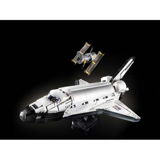 Конструктор LEGO Creator Expert 10283 Космический шаттл НАСА «Дискавери»