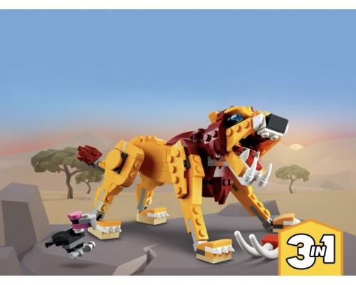 LEGO Creator 31112 Лев