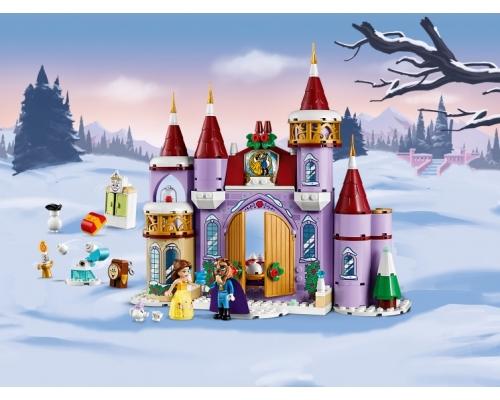 LEGO Disney 43180 Зимний праздник в замке Белль