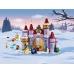 Конструктор LEGO Disney 43180 Зимний праздник в замке Белль