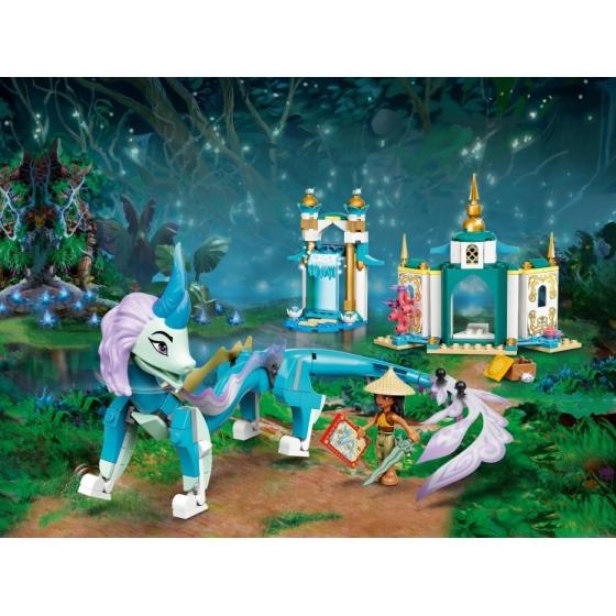 Конструктор LEGO Disney 43184 Райя и дракон Сису
