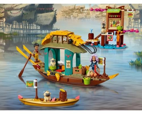 LEGO Disney 43185 Лодка Буна