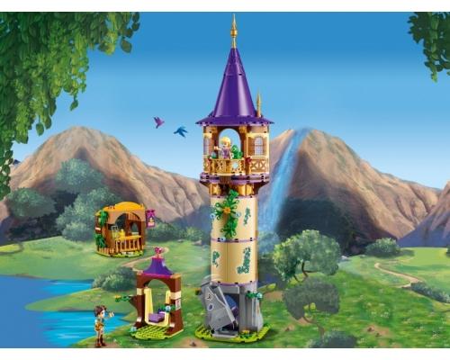 LEGO Disney 43187 Башня Рапунцель