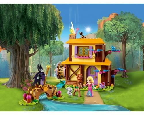 LEGO Disney 43188 Лесной домик Спящей Красавицы