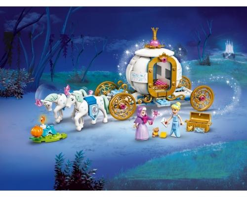 LEGO Disney 43192 Королевская карета Золушки