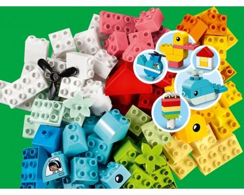 LEGO Duplo 10909 Шкатулка-сердечко