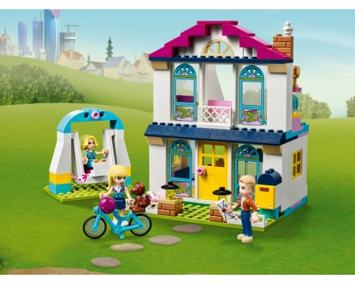 LEGO Friends 41398 Дом Стефани