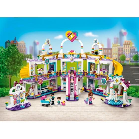 Конструктор LEGO Friends 41450 Торговый центр Хартлейк Сити