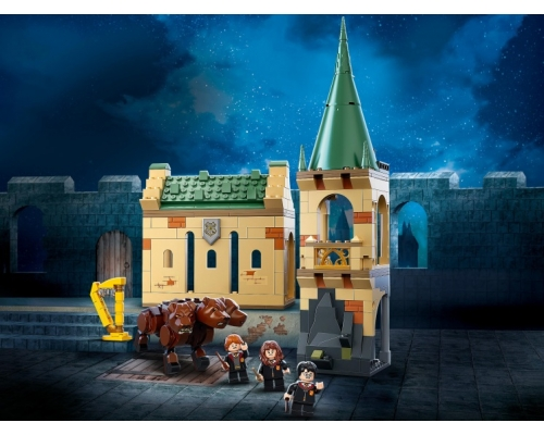 LEGO Harry Potter 76387 Хогвартс: пушистая встреча