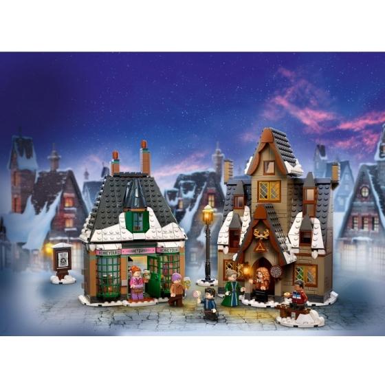 Конструктор LEGO Harry Potter76388 Визит в деревню Хогсмид