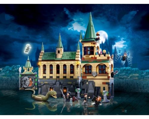 LEGO Harry Potter 76389 Хогвартс: Тайная комната