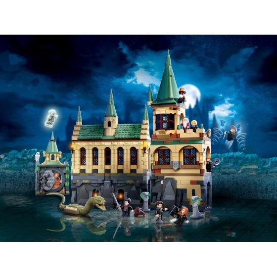 Конструктор LEGO Harry Potter 76389 Хогвартс: Тайная комната