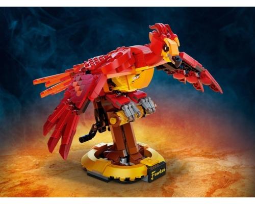LEGO Harry Potter 76394 Фоукс - феникс Дамблдора