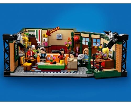 LEGO Ideas 21319 Центральный парк Кафе Друзей