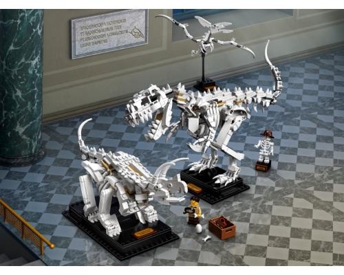 LEGO Ideas 21320 Кости динозавра