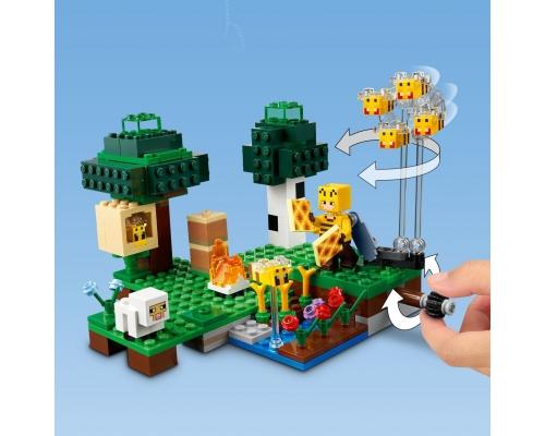 LEGO Minecraft 21165 Пасека