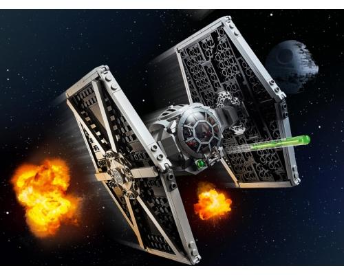 Имперский истребитель СИД 75300 Lego Star Wars