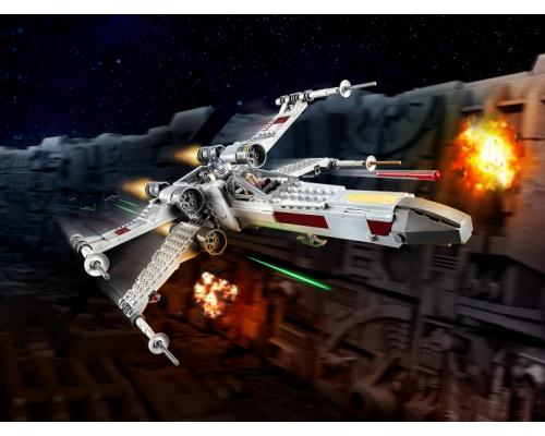 Истребитель типа Х Люка Скайуокера 75301 Lego Star Wars