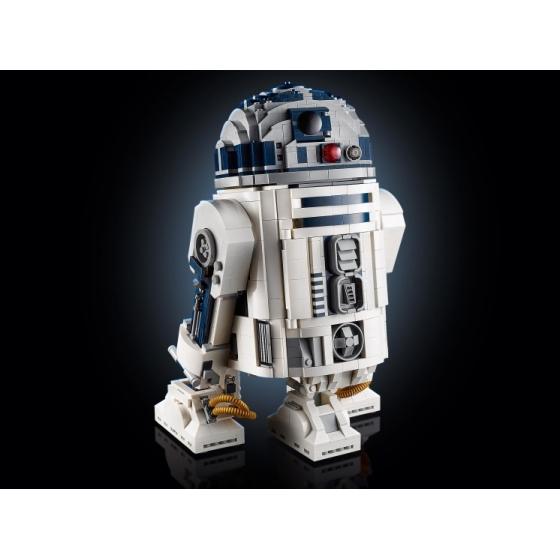 Конструктор LEGO Star Wars 75308 R2-D2