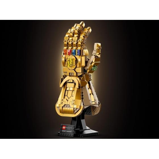 Конструктор LEGO Super Heroes 76191 Перчатка бесконечности