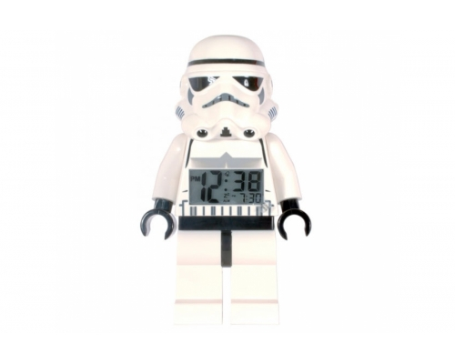 "Часы-будильник LEGO STAR WARS ""Штурмовик-клон"" 9002137"