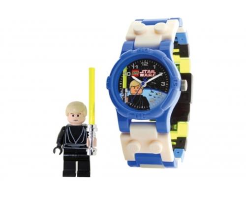 """Часы LEGO STAR WARS """"Люк Скайвокер"""", 9002892"""