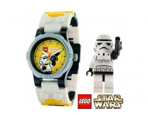 "Часы LEGO STAR  WARS ""Штурмовоик-клон"", 9002922"