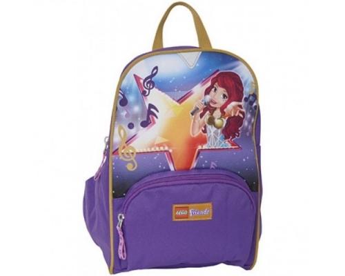Школьный рюкзак Lego Friends Pop Star, 20024-1705 Lego