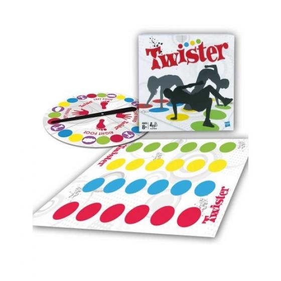 Игра Твистер 2 (обновленная версия) 98831 хасбро (twister hasbro games)
