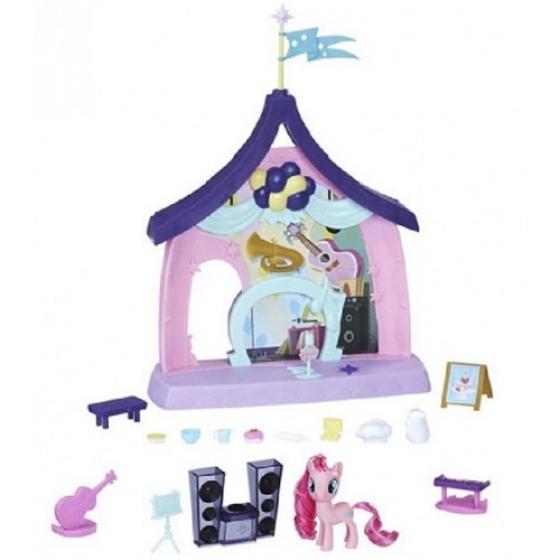 Игровой набор Beats and Treats Magical Classroom My Little Pony, Hasbro