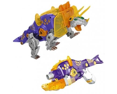 """Бластер-Динозавр """"Трицератопс"""", SB396 Maya Toys"""
