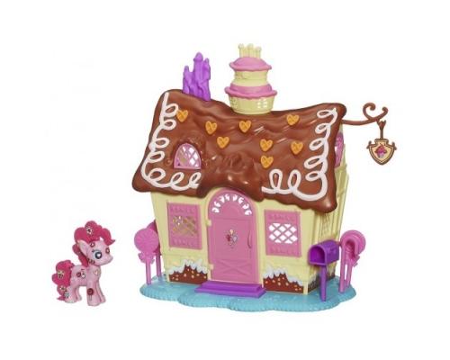 """Игровой набор """"Пряничный домик"""" My Little Pony, a8203 Hasbro"""