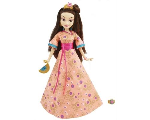 "Кукла Лонни ""Наследники Дисней"" Коронация, b3123 Hasbro"