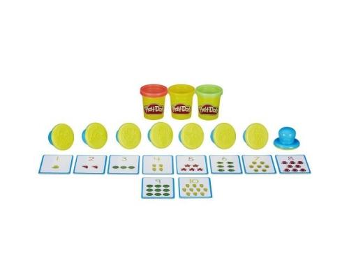Числа и счет из серии Моделируй и создавай, B3406 Play-Doh Hasbro