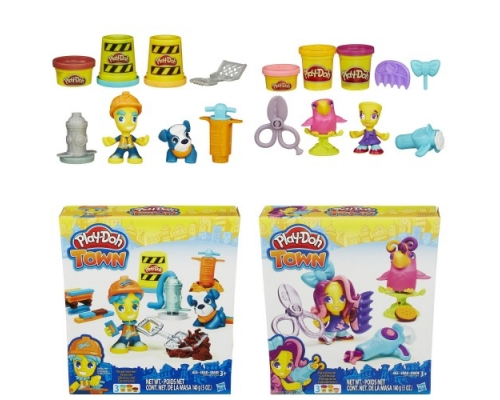 Житель и питомец, B3411 Play-Doh Hasbro