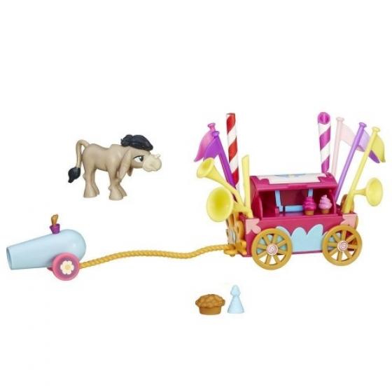 """Набор """"Праздничная телега"""" My Little Pony, b3597 Hasbro"""