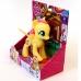 "Пони Флаттершай ""Action Friends"" My Little Pony, b3601 Hasbro"