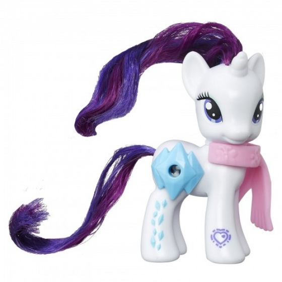 Пони Рарити с волшебными картинками My Little Pony, b5361 Hasbro