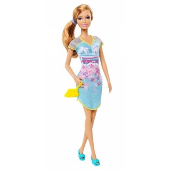 Кукла Barbie на пижамной вечеринке, BHV06 Mattel