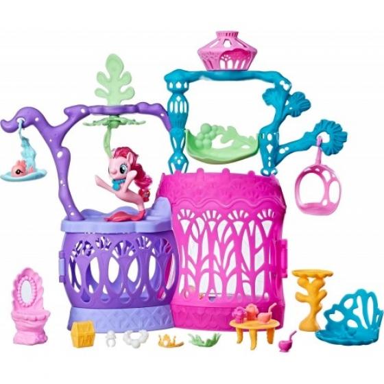 Подводный замок Пинки Пай c1058 hasbro My Little Pony