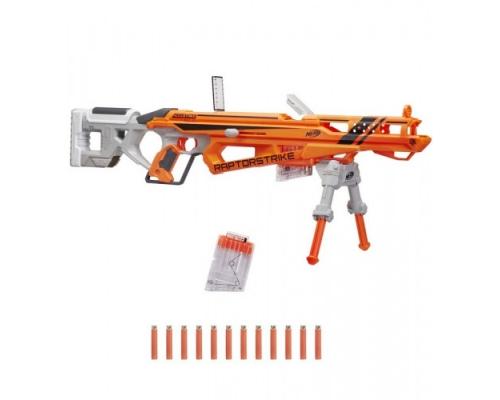 "Бластер Nerf ""N-Strike Elite Аккустрайк"" - Рапторстрайк, c1895 Hasbro"