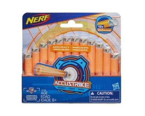 Набор из 12 стрел NERF Elite AccuStrike, C0162 Nerf Hasbro