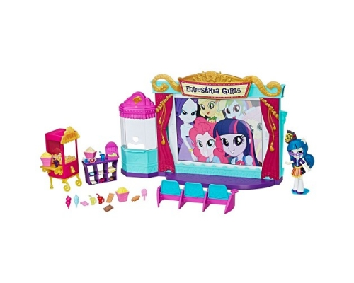 Кинотеатр Equestria Girls c0409 hasbro My Little Pony